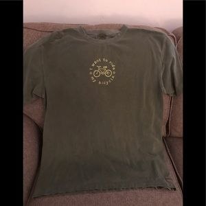 Life Is Good Tops - Life Is Good Men's T Shirt